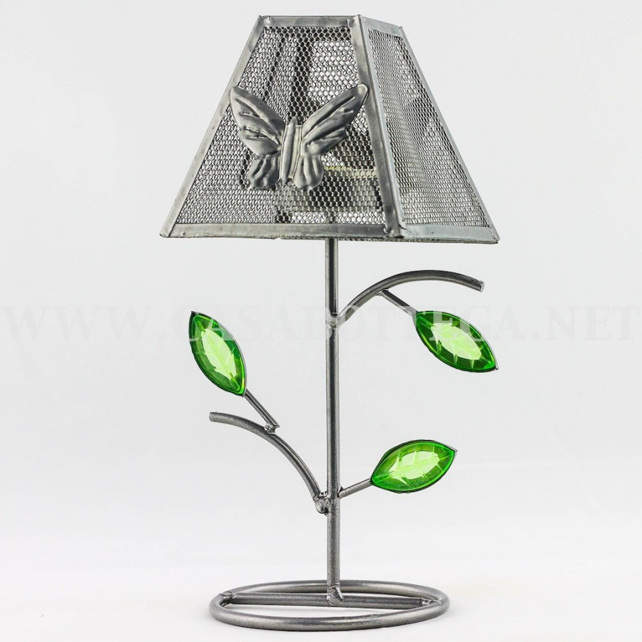 Porta candela tea light in ferro - Porta tea light ...