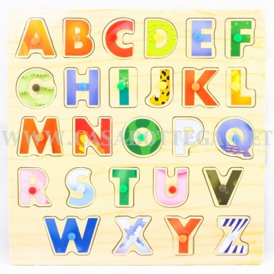 Lettere alfabeto in legno da appendere migliori posate for Nomi in legno da appendere