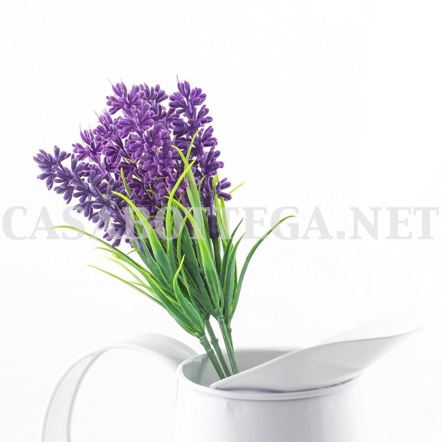 Bouquet lavanda fiori artificiali for Fiori artificiali