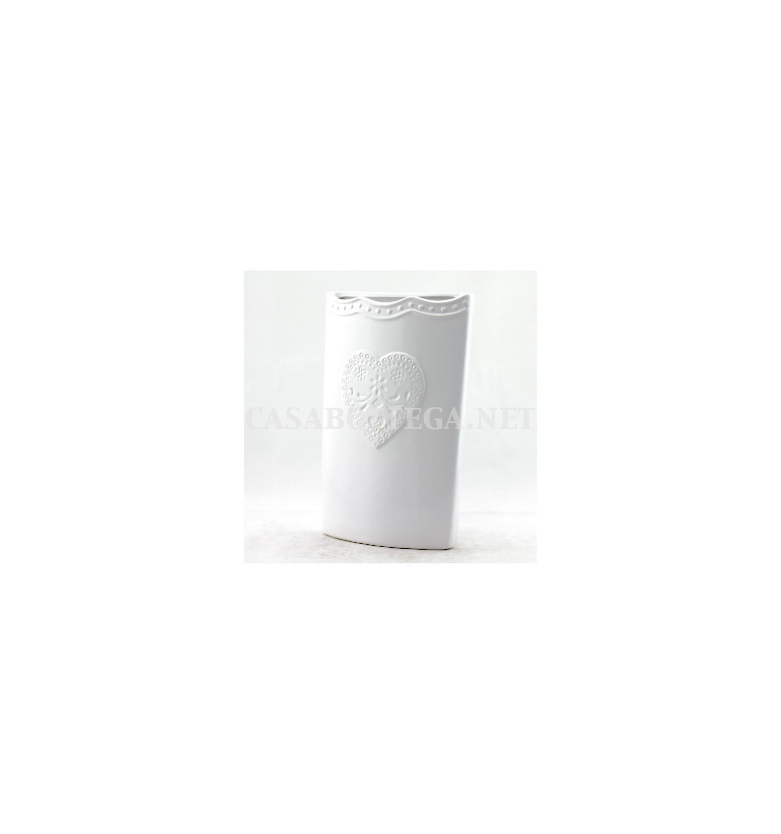 Evaporatore umidificatore ad trend in porcellana bianco casabottega - Porta acqua termosifoni ...