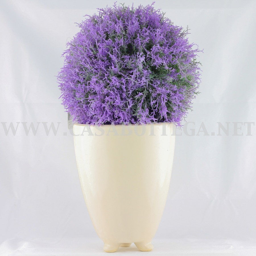 Sfera bosso erba lavanda 20 24 36 cm novit 2013 casabottega for Bosso in vaso