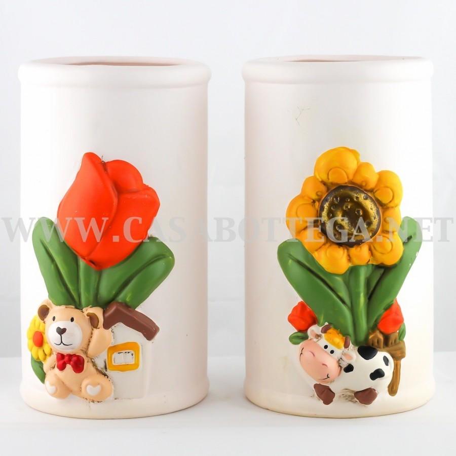 Vaso d fiori thun for Fiori da vaso