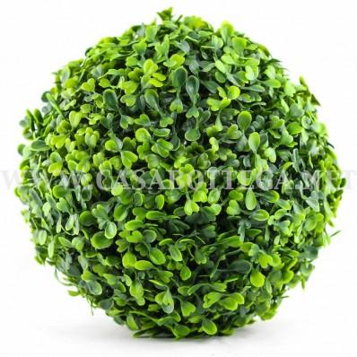 Sfera BOSSO erba artificiale misure 12-18-22-30-40-50